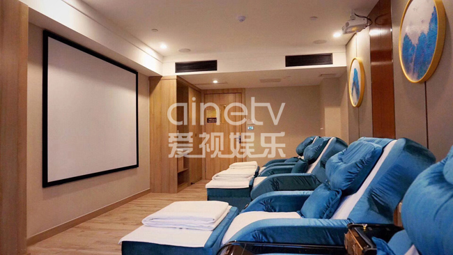 ainetv爱视智能水疗酒店庆祝邳州市东方威尼斯温泉酒店正式试业