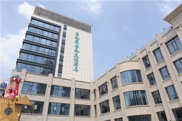 「酒店案例」太原蓝水园温泉度假酒店